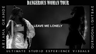 Ariana Grande: Leave Me Lonely (Dangerous Woman Tour USE Visuals)