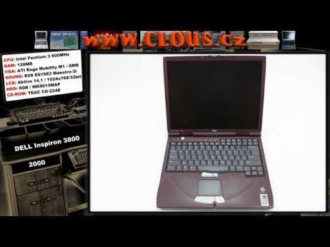 Video - Dell Inspiron 3800