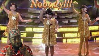 TNT Boys as Wonder Girls   Nobody   Reaction
