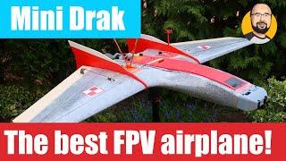 The best FPV airplane - Ritewing Mini Drak