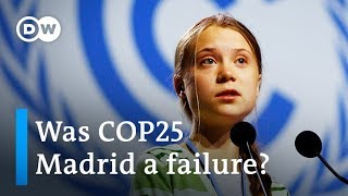 COP25 climate talks in Madrid: What was accomplished? | DW News