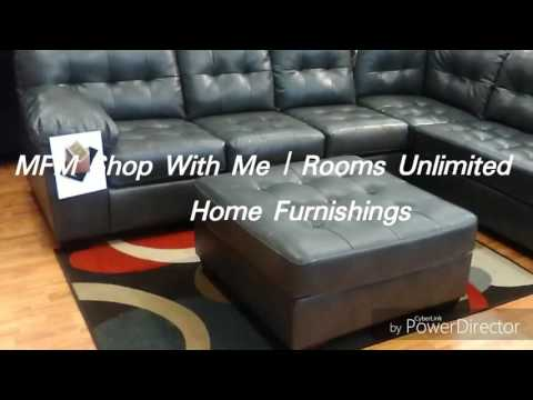 Discount Furniture | Rooms Unlimited | Home Decor & Furnishings Ep. 2 | MFM