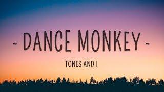TONES AND I   DANCE MONKEY (Lyrics)