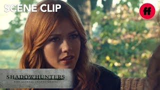 Shadowhunters | Season 3, Episode 5: Clary & Cleophas | Freeform