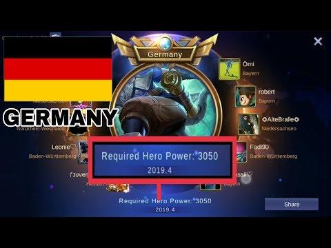Hero Power Mobile Legend Adalah | STAMP TUBE