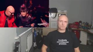 (日本語字幕)Babymetal and Rob Halford - Painkiller and Breaking the law Reaction