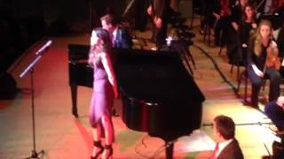Angie Miller & Michael W Smith duet