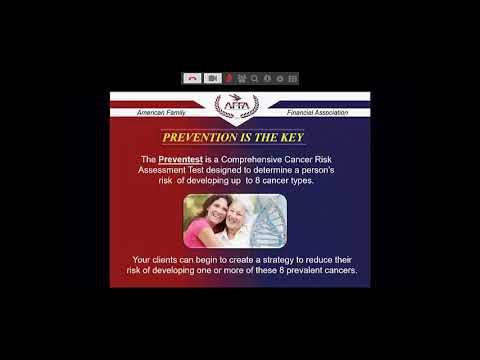 Carelumina Cancer Screening Webinar - смотреть онлайн на Hah