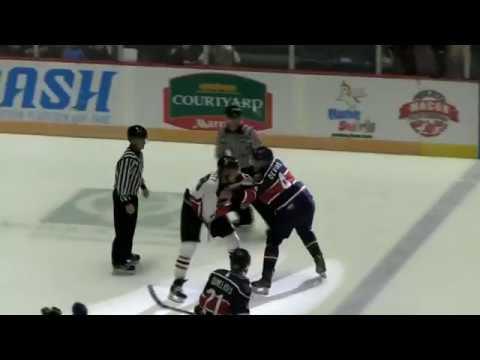 Ryan Devine vs. Shaquille Merasty