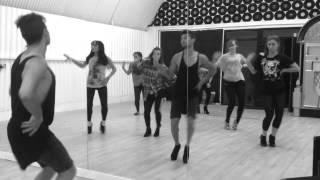 Chenoa - Soy Lo Que Me Das - Heels Choreography Yonier Garcia