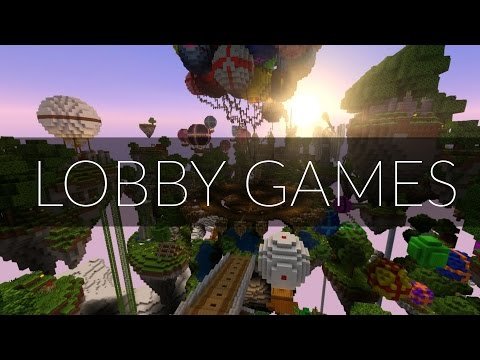 Lobby Games Survival Games Map Minecraft Project - Minecraft spiele lobby