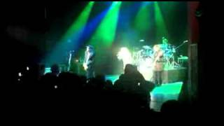 Speak Now Or Forever Hold Your Peace - Cheap Trick - London 11/12/10