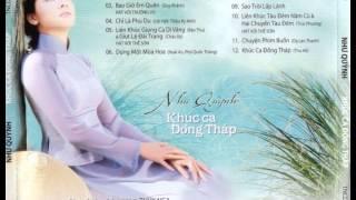 [Audio] LK Bão Rừng, Hoa Trinh Nữ - Như Quỳnh