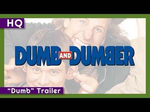 Dumb and Dumber Movie Trailer