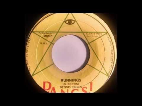 DENNIS BROWN – Runnings [1980]