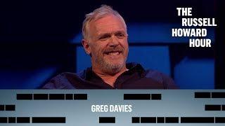 Greg Davies reveals his unusual biggest regret