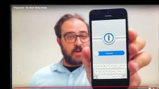 1Password Video Tutorial