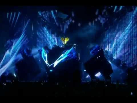 Deadmau5 - FML/I Remember (Live at Meowingtons Hax 2K11, Toronto)