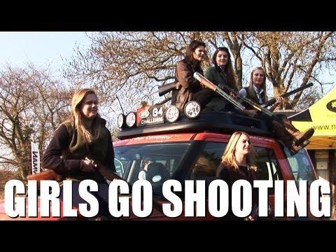 Schools Challenge TV – learning new shooting skills