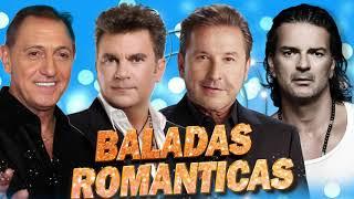 VIEJITAS CANCIONES ROMANTICAS MIJARES, RICARDO MONTANER, RICARDO ARJONA Y FRANCO DE VITA EXITOS