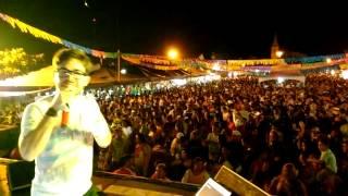 preview picture of video 'Mulekeiros Invisto no prazer Carnaval 2015 São Tomé/RN'