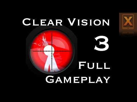 Clear Vision 3 Full Walkthrough Gameplay (17+)