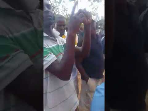 WATCH: Marange villagers demonstrating for compensation