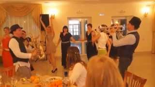Саксофон & труба в Саранске Еврейское попурри