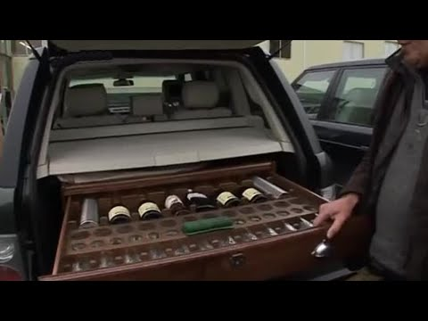 Jeremy's Drinks Cabinet | Top Gear | BBC
