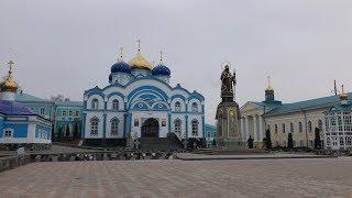 Задонский монастырь.Святой Источник Тихона Задонского.Квашеная капуста