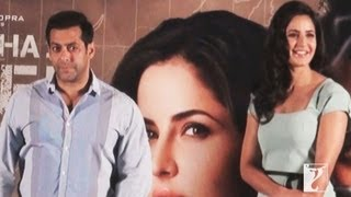 Mashallah Song Launch Event  - Salman Khan & Katrina Kaif - Part 1 - Ek Tha Tiger