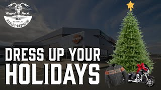 Christmas Shopping at Rugged Rock Harley-Davidson®