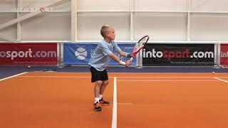 Tennis Coaching for Kids: Forehand
