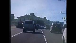 Грузовик отказали тормоза Петропавловск-Камчатский Авария ДТП
