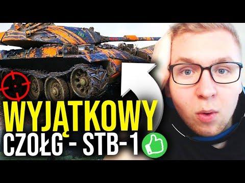 WYJĄTKOWY CZOŁG - World of Tanks