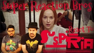 SRB Reacts to Suspiria Teaser Trailer