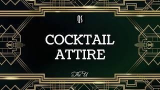 Cocktail Attire