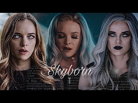 Killer frost and Caitlin Snow | Skyborn
