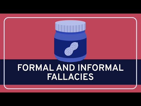 Fallacies Formal And Informal Fallacies Video Khan Academy