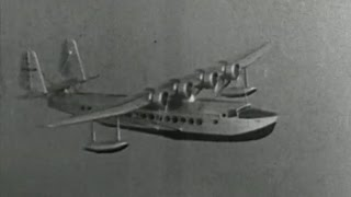 Flying the Lindbergh Trail in the Pan Am Clipper