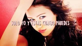 These Four Walls - Miley Cyrus (Traducida al Español) → BREAKOUT 2008 ←