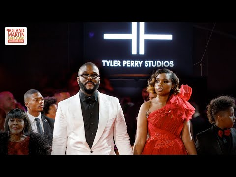 Tyler Perry's Commitment To Black People & The Black Consumer Built Tyler Perry Studios