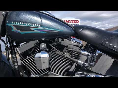 2015 Harley-Davidson Heritage Softail® Classic in Tyrone, Pennsylvania - Video 1