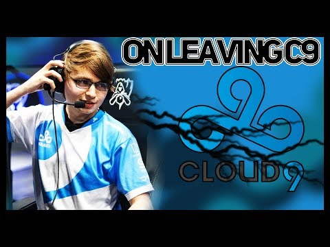 'They didnt wanna play with me' Sneaky | Doublelift trashtalking him | on Leaving C9