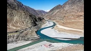 Indus River || route map || Sindhu Nadi ||