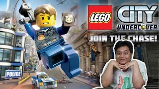GTA Versi UNYU !! - Lego City Undercover (1) (Nintendo Switch)