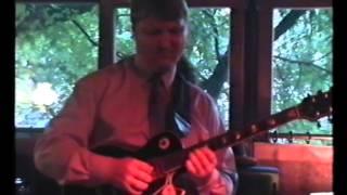 Джазовое соло на гитаре. Василий Ткачук.