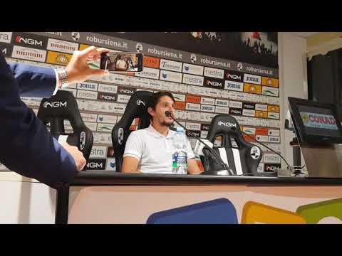 Vassallo in Robur Siena-Pistoiese 2-2