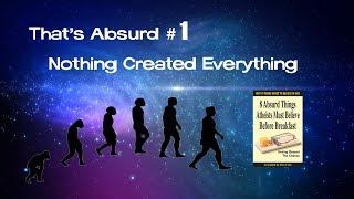Evolution is Absurd
