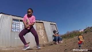 DJ Arch Jnr's Dancer BK Is Definitely The Vosho And Gwara Gwara Princess (7yrs)